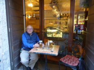 John, Old Quarter, Central Rome 2016