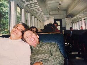 Skunk Train, Mendocino 2000