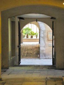 Courtyard to Courtyard